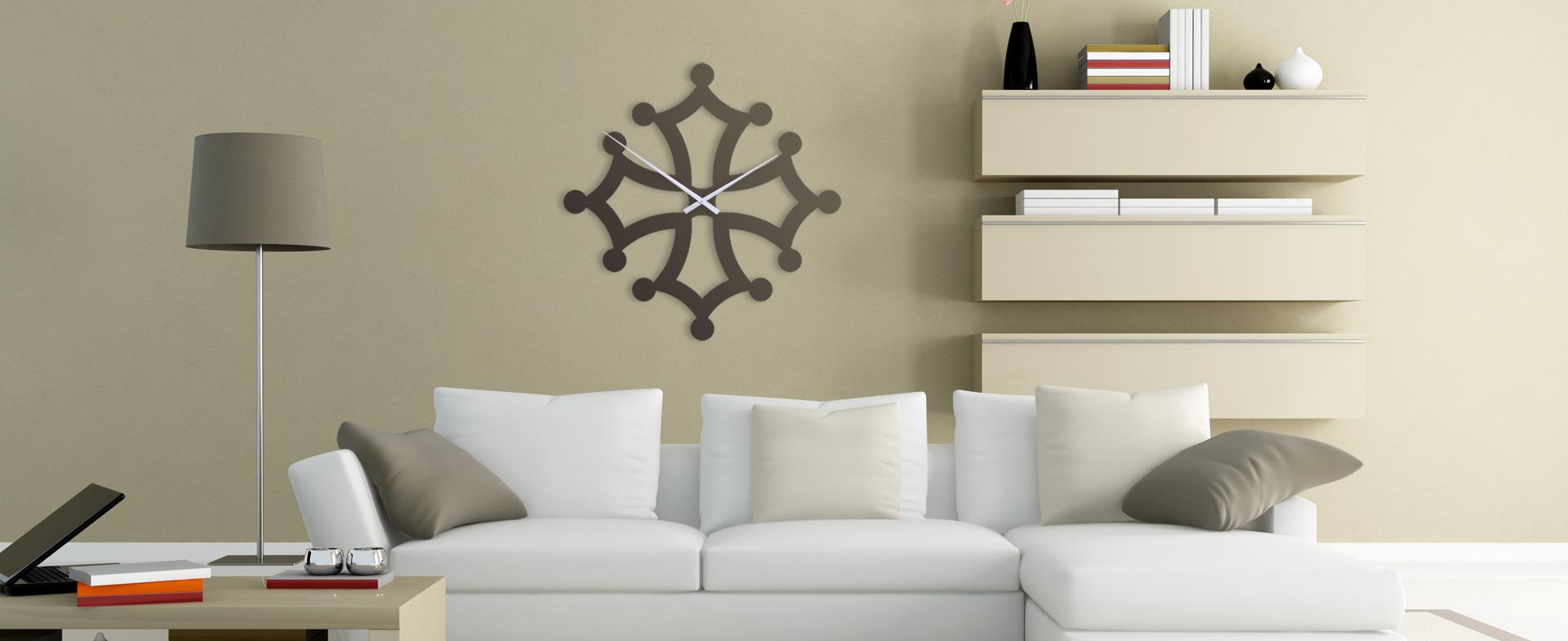 madeinoccitanie cr ateur d 39 horloges pendules et d corations murales design d co et. Black Bedroom Furniture Sets. Home Design Ideas